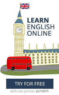 Learn English Online with Gymglish